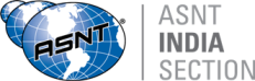ASNT INDIA SECTION Logo